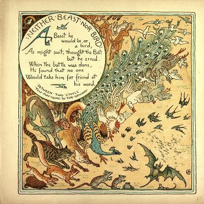 Neither Beast Nor Bird--Giclee Print