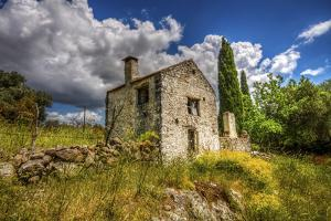 Old House, Bodrum by Nejdet Duzen