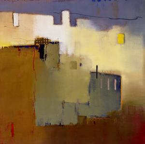 Visionary Hue I by Nela Solomon
