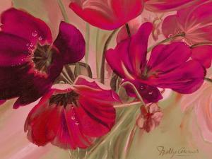 Violet Primavera II by Nelly Arenas