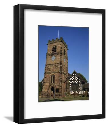 Church, Lower Peover, Cheshire, England, United Kingdom, Europe