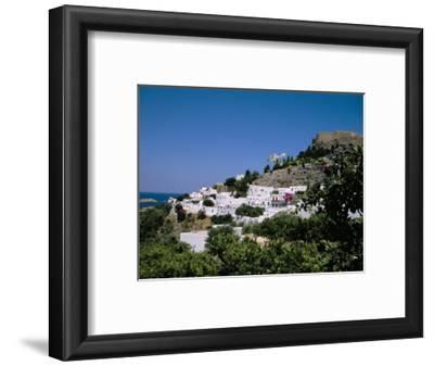 Lindos, Rhodes, Greek Islands, Greece