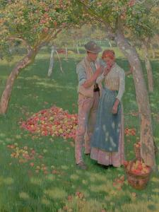 The Orchard by Nelly Erichsen