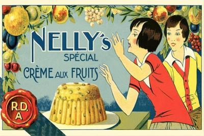 Nelly's Special Creme Aux Fruits