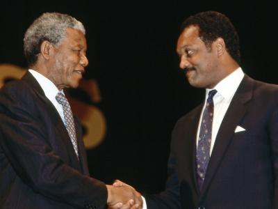 Nelson Mandela--Photographic Print