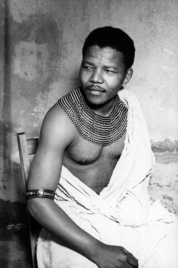 Nelson Mandela--Photo