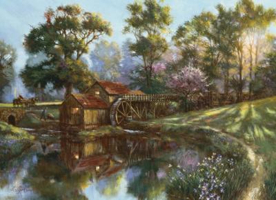 Heartland Mill by Nenad Mirkovich