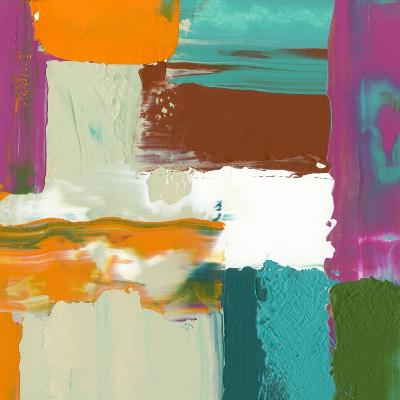 Neon City III-Jennifer Goldberger-Art Print