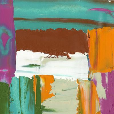 Neon City IV-Jennifer Goldberger-Art Print