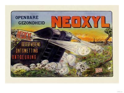 Neoxyl Tank--Art Print