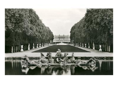 Neptune Fountain, Versailles, France--Art Print