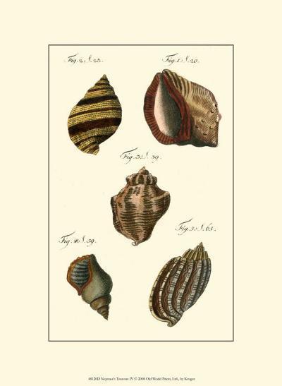 Neptune's Treasure IV- Kruger-Art Print