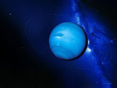 Neptune-Detlev Van Ravenswaay-Photographic Print