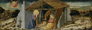 Birth of Christ, C.1450 by Neri Di Bicci