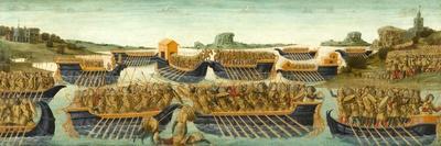 The Battle of Actium, c.1475-1480