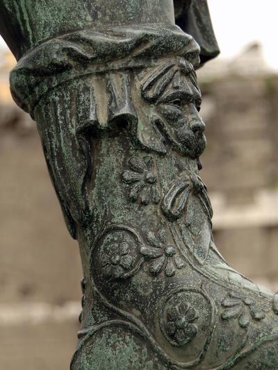 Nerva (30-98), Roman Emperor (96-98), Bronze Statue--Photographic Print