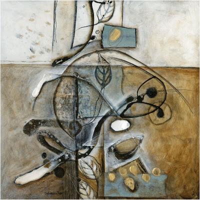 Nervures-Sylvie Cloutier-Art Print