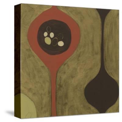 Nest III-Erica J^ Vess-Stretched Canvas Print