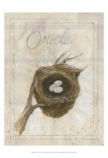 Nest - Oriole-Elissa Della-piana-Art Print