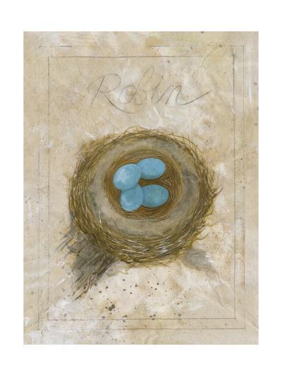 Nest - Robin-Elissa Della-piana-Art Print