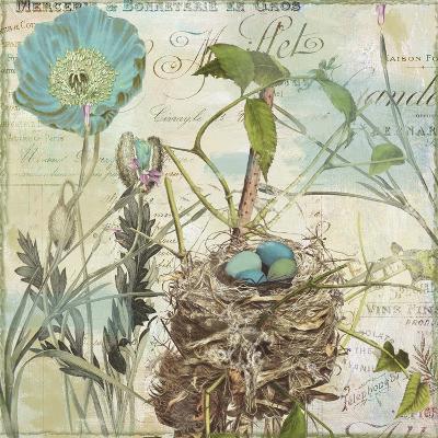 Nesting I--Giclee Print