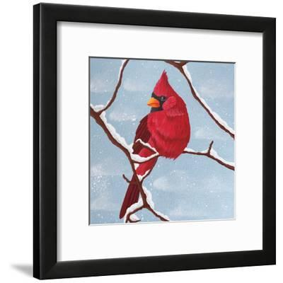 Nesting Winter-Marcus Prime-Framed Art Print
