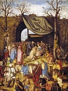 The Adoration of the Magi by Netherlandish School