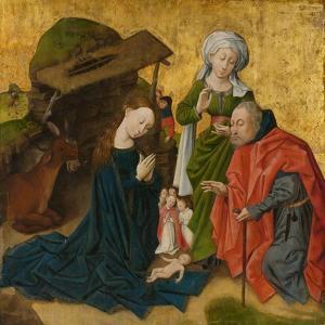 The Nativity, c.1460 by Netherlandish School