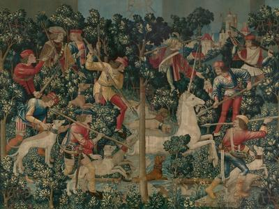 The Unicorn is Attacked, c.1500