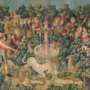 The Unicorn is Found, c.1500 by Netherlandish School