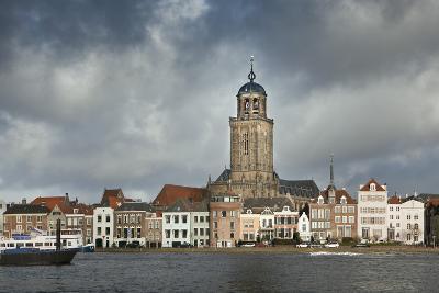 Netherlands, Deventer, City Skyline-Frans Lemmens-Photographic Print