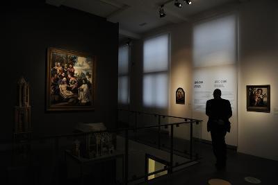 Netherlands, Utrecht, Interior of Centraal Museum--Photographic Print