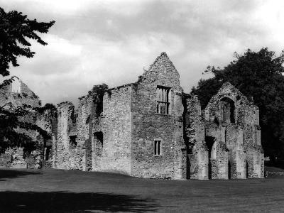 Netley Abbey-Fred Musto-Photographic Print
