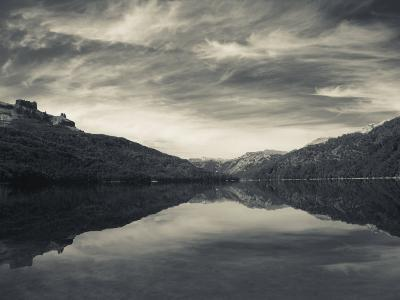 Neuquen Province, Lake District, Road of the Seven Lakes, Lake Falkner, Argentina-Walter Bibikow-Photographic Print