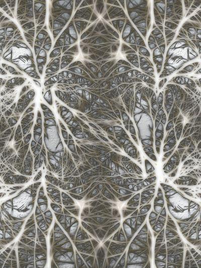 Neurons System Cell Medical-Wonderful Dream-Art Print