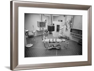 Neurosurtical Operating Room--Framed Photographic Print