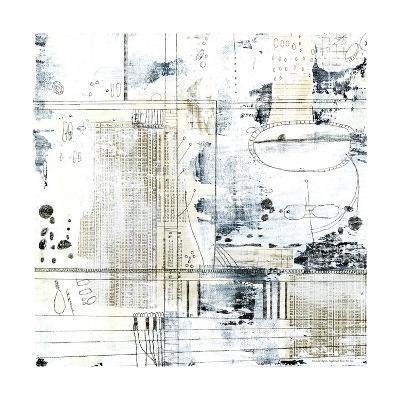 Neutral Abstract II-Sarah Ogren-Art Print