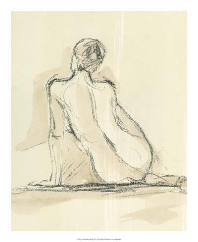 Neutral Figure Study III-Ethan Harper-Giclee Print