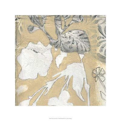 Neutral Garden Abstract I-Jennifer Goldberger-Limited Edition