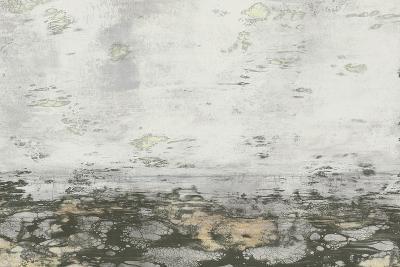 Neutral Horizon II-Jennifer Goldberger-Art Print
