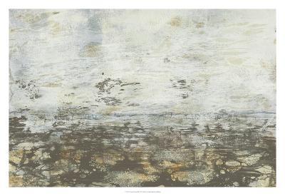 Neutral Horizon III-Jennifer Goldberger-Art Print