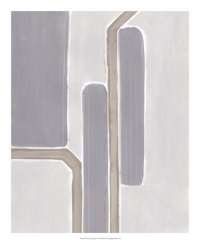 Neutral Impact IV-June Vess-Art Print