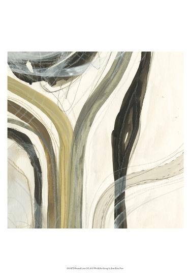 Neutral Lines I-June Vess-Art Print