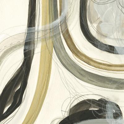 Neutral Lines II-June Vess-Art Print