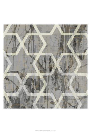 Neutral Metric VII-Jennifer Goldberger-Art Print