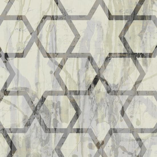 Neutral Metric VIII-Jennifer Goldberger-Art Print
