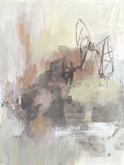 Neutral Pink I-Jennifer Goldberger-Art Print