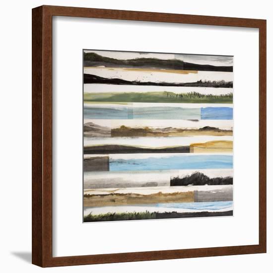 Neutral Plains 6-Kyle Goderwis-Framed Premium Giclee Print