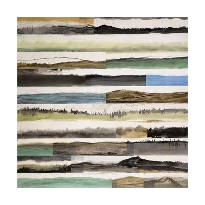 Neutral Plains 7-Kyle Goderwis-Premium Giclee Print