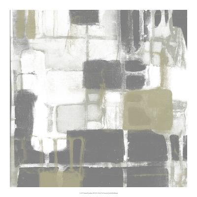 Neutral Quadrants II-Jennifer Goldberger-Giclee Print